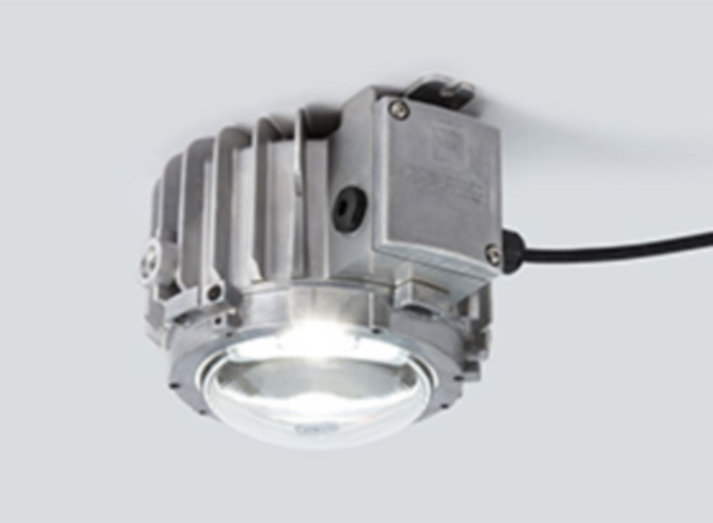 Explosion-proof lighting: Safety at R. STAHL
