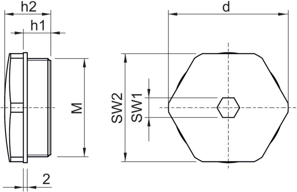Stopping Plug 143522