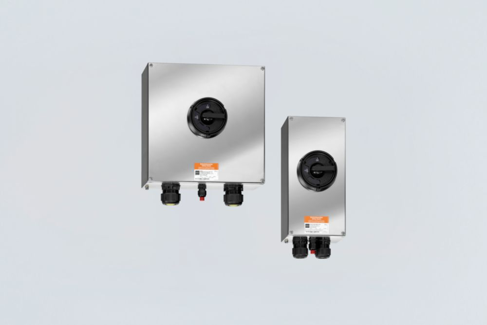 Safety Switches Series 8150/5-V37