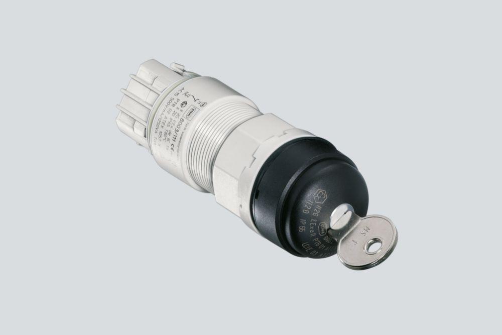 Befehlstaster / Schalter für Schalttafeleinbau Reihe 8003/1.2