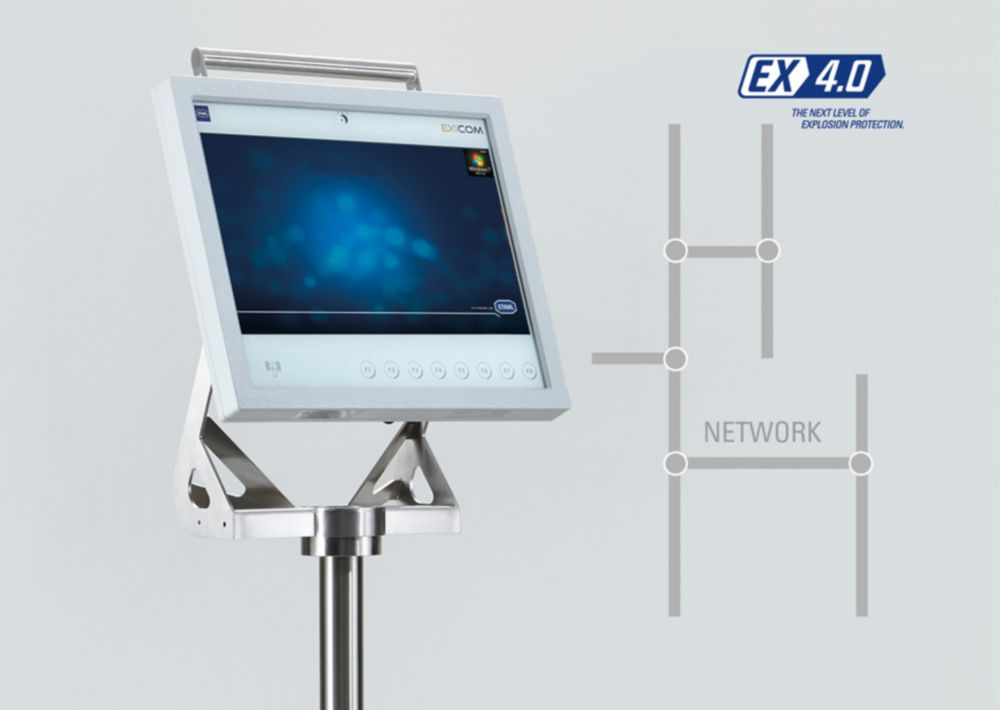 Hmi Systems For Hazardous Areas