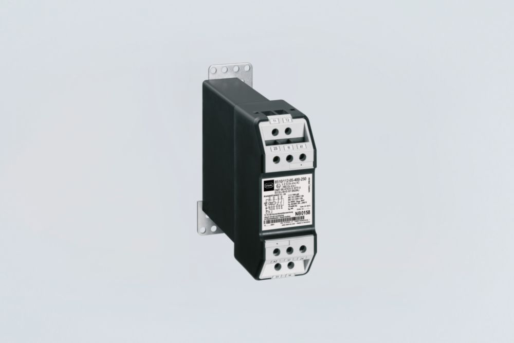 Reliable motor protection for hazardous areas for Thermistor motor protection relay