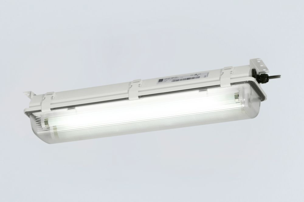 Luminaires Explosion Protected Linear Light Fittings