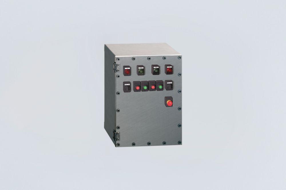 Standard-Motorsteuerungen CUBEx Reihe 8264/5