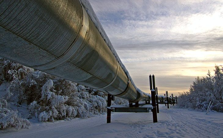 Ex oil and gas industry pipeline R. STAHL