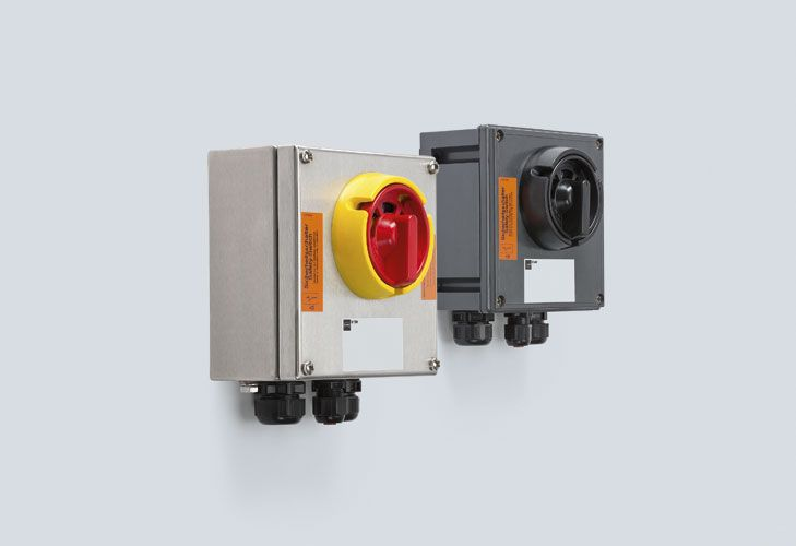 Ex safety switch features R. STAHL