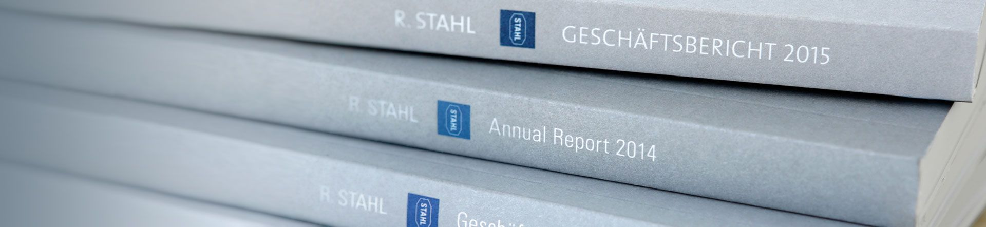 Ex financial reports R. STAHL
